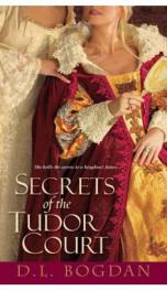 Secrets of the Tudor Court _cover