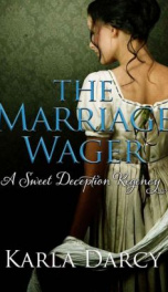 The Marriage Wager  _cover
