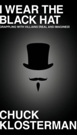 I WEAR THE BLACK HAT_cover