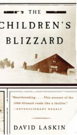 The Children's Blizzard  _cover