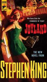 Joyland  _cover