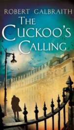 THE CUCKOO'S CALLING  _cover