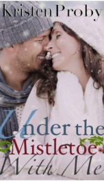 Under the Mistletoe With Me _cover