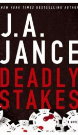 Deadly Stakes  _cover