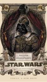 William Shakespeare's Star Wars  _cover