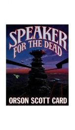 The Speaker for the Dead_cover