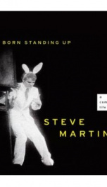 Born standing up _cover