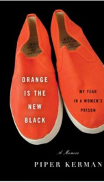 Orange Is The New Black's Piper Kerman _cover