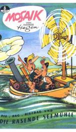 Mosaik - Digedags - 008 (1957-07) - Die Rasende Seemühle_cover