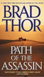 Path of the Assassin  _cover