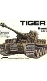 Waffen Arsenal - Band 001 - Der Tiger I_cover