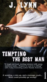 Tempting the Best Man _cover