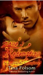 Zane's redemption _cover