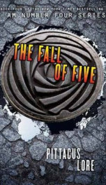 The Fall of Five  _cover