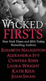 Wicked Firsts _cover