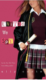United We Spy  _cover