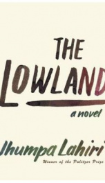 The Lowland  _cover