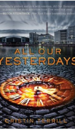 All Our Yesterdays _cover