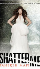 Shatter Me _cover