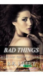Bad Things _cover