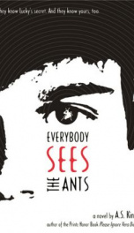 Everybody Sees the Ants _cover