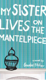 My Sister Lives on the Mantelpiece  _cover