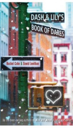 Dash & Lily's Book of Dares _cover