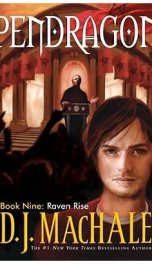 Raven Rise  _cover