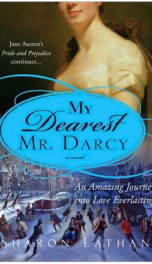 My Dearest Mr. Darcy_cover