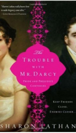 The Trouble with Mr. Darcy_cover