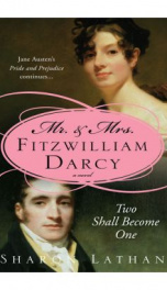 Mr and Mrs Fitzwilliam Darcy_cover