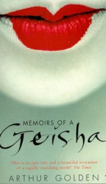Memoirs of a Geisha_cover