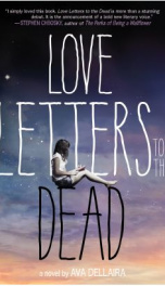 Love Letters to the Dead  _cover