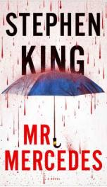 Mr. Mercedes  _cover