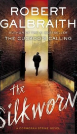 The Silkworm _cover