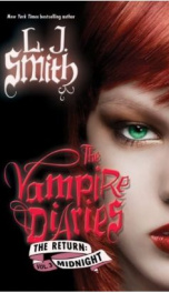 The Vampire Diaries: Midnight_cover