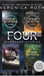 Four: Divergent Stories_cover