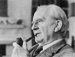 Photo John Ronald Reuel Tolkien