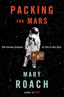 News cover The book Packing for Mars  demystifies space science