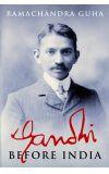News cover Gandhi Before India by Ramachandra Guha