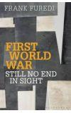 News cover First World War by Frank Furedi