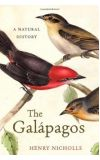 News cover Beautiful book about The Galapagos by Henry Nicholls